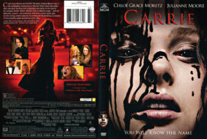 carrie dvd cover 2013