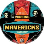 Chasing Mavericks (2012) R0 Custom DVD/Blu-Ray Labels