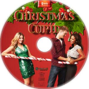 christmas cupid dvd label