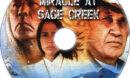 Christmas Miracle at Sage Creek (2005) Custom DVD Label