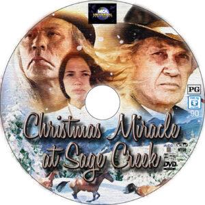 miracle at sage creek dvd label
