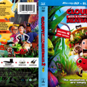 Cloudy With A Chance Of Meatballs 2 3D (2013) R1 (2013) R1 Blu-Ray