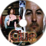 Clue (1985) Custom CD Cover
