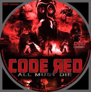 Code Red (2013) R0 CUSTOM CD