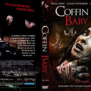 Coffin Baby (2013) R2 Custom Front DVD Cover