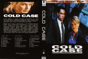 Cold Case Season 4 custom
