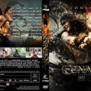 Conan The Barbarian (2011) R1 CUSTOM