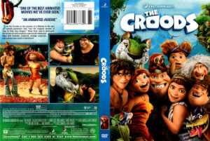 Croods 2013 front