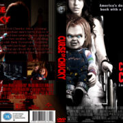 Curse Of Chucky 2013 R2 CUSTOM DVD Cover