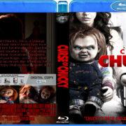 Curse Of Chucky (2013) R2 (Blu-Ray Movie) Custom