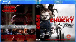 Curse Of Chucky (2013) R2 (Blu-Ray Movie  )