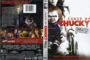 Curse of Chucky dvd cover