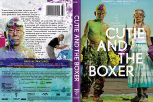 cutie and the boxer dvd cover