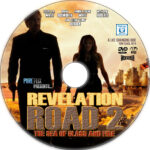Revelation Road 2: The Sea of Glass and Fire (2013) R1 Custom CD Cover