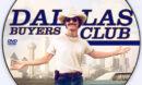 Dallas Buyers Club (2013) Custom CD Cover