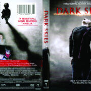Dark Skies (2013) WS R1 DVD Cover