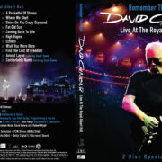 David Gilmour - Remember That Night (2007) Blu-Ray R0