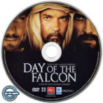 Day of The Falcon (2011) R4 DVD Label