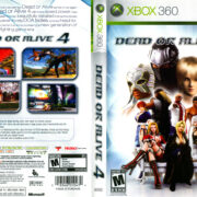 Dead Or Alive 4 NTSC