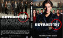 Detroit 1-8-7: Season 1 (2010) R1 CUSTOM