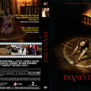 Devil's Due (2014) R0 Custom DVD Cover