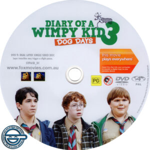 Diary of A Wimpy Kid 3 - disc_R4