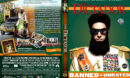 The Dictator (2012) - Front DVD Cover