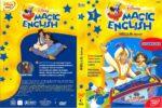 Disney Magic English – DVD Covers 1 – 8 – Romanian