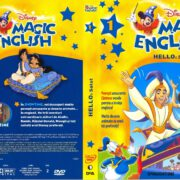 Disney Magic English – DVD Covers 1 – 8 – Romanian