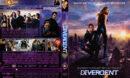 Divergent (2014) R1 Custom DVD Cover