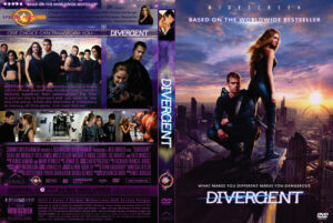 divergent dvd cover