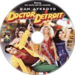 Doctor Detroit (1983) R1 Custom CD Cover