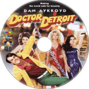 doctor detroit cd cover