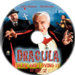Dracula: Dead and Loving It (1995) R1 Custom CD Cover