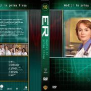ER: All Seasons (Italian) Front DVD Covers