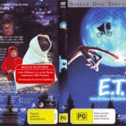 E.T. The Extra-Terrestrial (1982) WS SE R4