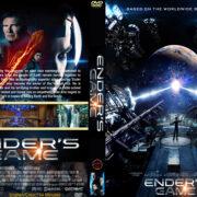 Ender's Game (2013) R0 Custom