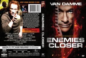 enemies closer dvd cover 2013