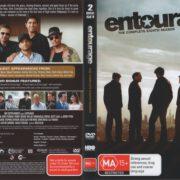 Entourage: The Complete Eighth Season (2012) R4
