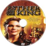 Esther and the King (1960) Custom DVD Label