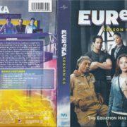 Eureka: Season 4.5 (2011) R1