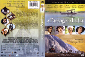 a passage to india dvd cover