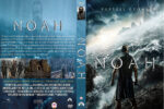 Noah (2014) Custom DVD Cover
