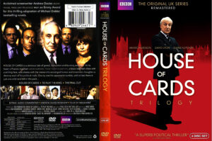 house of cards dvd cover