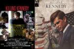 Killing Kennedy (2013) R1 Custom DVD Cover