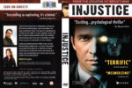Injustice (2011) Custom DVD Cover