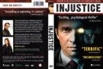 Injustice (2011) Custom DVD Cover