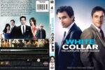 White Collar Season 4 (2012) R1 Custom DVD Cover