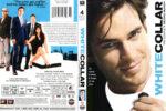 White Collar Season 2 (2010) R1 Custom DVD Cover