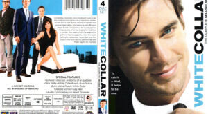 white collar season 2 dvd cover